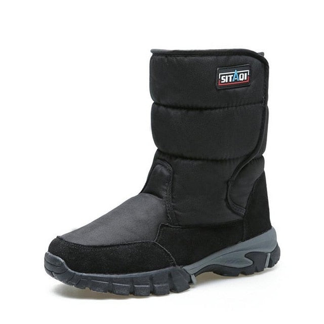 Waterproof snow boots men - TAIGS000