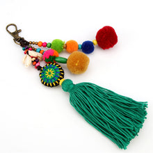 Load image into Gallery viewer, Bohemian Beads Key chain - TAIGS000