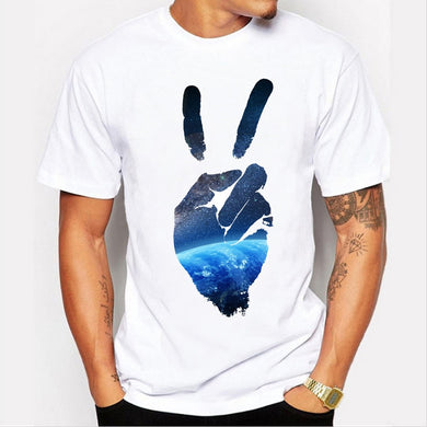 Victory Gesture 3D T-shirt - TAIGS000
