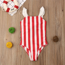 Load image into Gallery viewer, Mommy n Me Bow tie Beachwear - TAIGS000