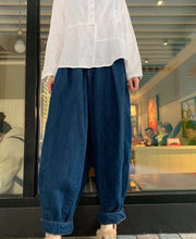 Load image into Gallery viewer, Loose Denim Pants - TAIGS000