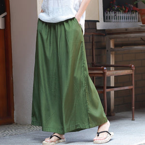 Pockets on Ankle-Length Pants - TAIGS000
