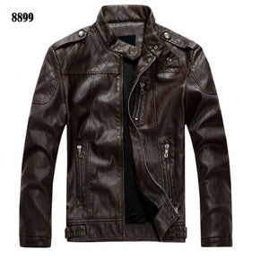 Harley Leather Jacket - TAIGS000