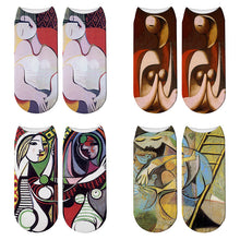 Load image into Gallery viewer, Picasso Socks - TAIGS000