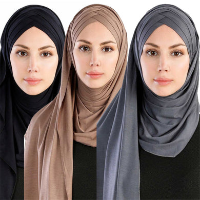 Ready to wear Hijab - TAIGS000