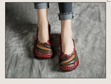 Load image into Gallery viewer, Lazy Leather Loafers - TAIGS000