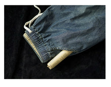 Load image into Gallery viewer, Wide Legs Denim Pants - TAIGS000