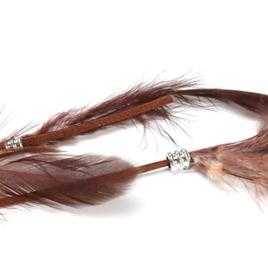Feather Hairgrips SET OF 3 - TAIGS000