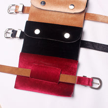 Load image into Gallery viewer, Suede Pin Buckle Belts - TAIGS000