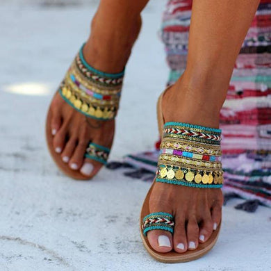 Artisanal Sandals - TAIGS000