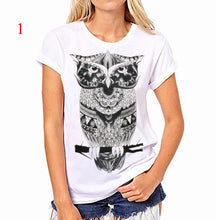 Load image into Gallery viewer, Boho Basic Printed Tee - TAIGS000