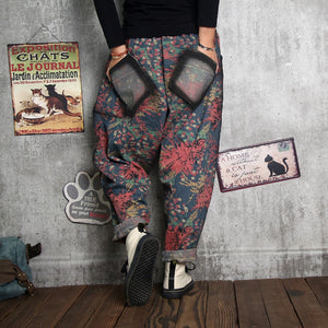 Gypsy Female Denim Trousers - TAIGS000