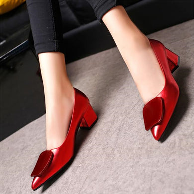 European style high-heeled shoes - TAIGS000