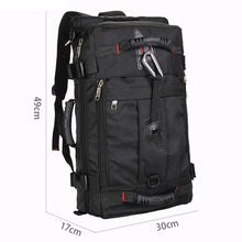 Load image into Gallery viewer, Multi-purpose Travel Backpack Unisex - TAIGS000