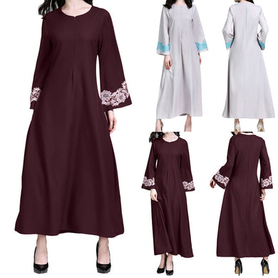 Turkish Kaftan Abaya - TAIGS000