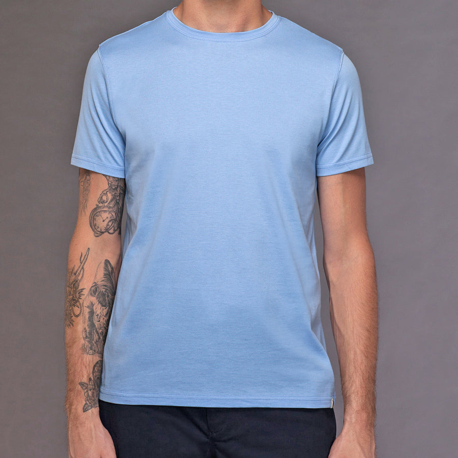 Teetotaler - Short Sleeve Tee - Blue