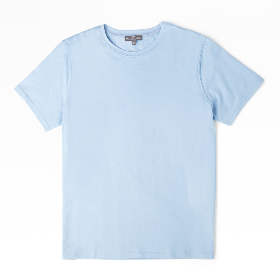 Seaport Short Sleeve Tee - Blue