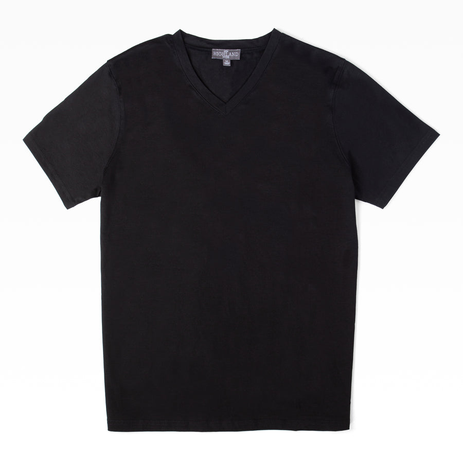 Seaport Short Sleeve V-Neck Tee