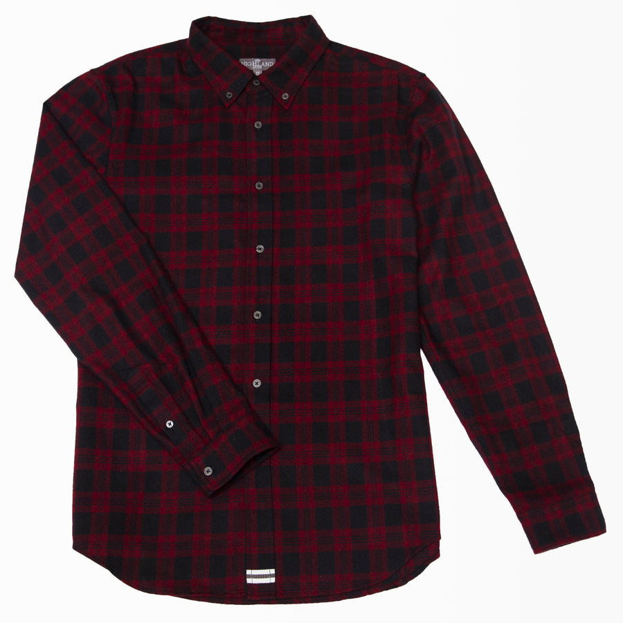 Expedition Long Sleeve Flannel Shirt