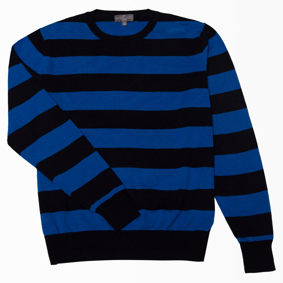 Earn Your Stripes Crewneck Sweater