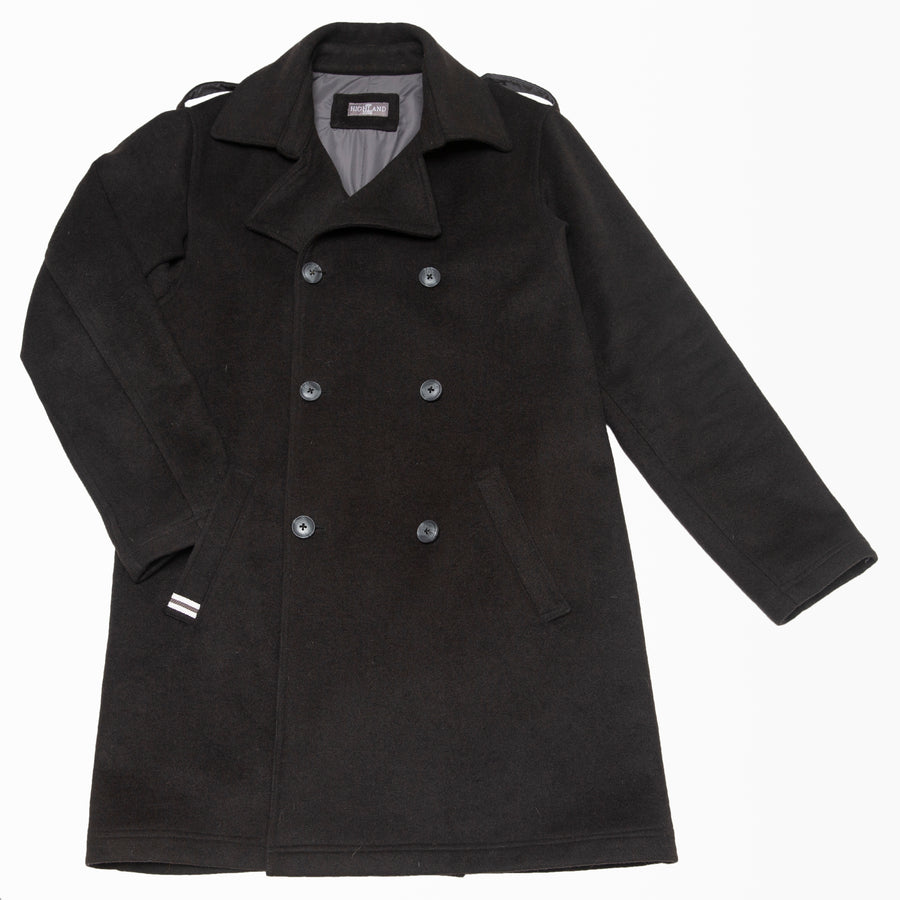 Explorer Wool Peacoat