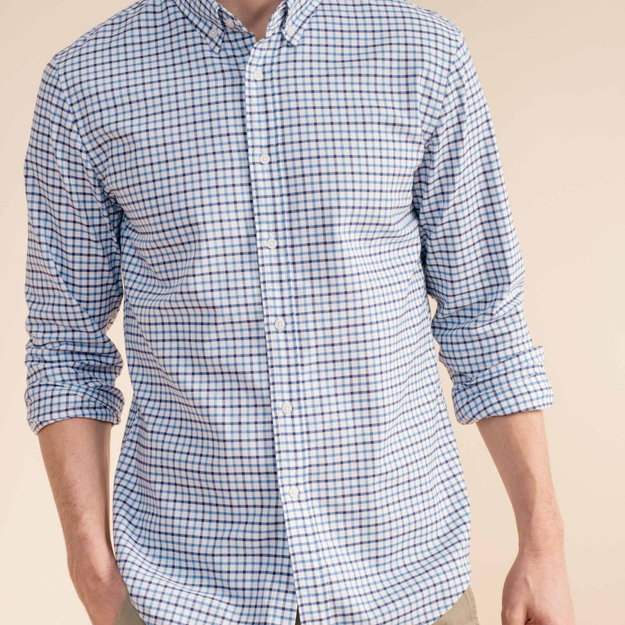 Well Plaid Long Sleeve Shirt