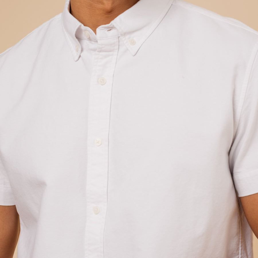 The Academic Short Sleeve Shirt