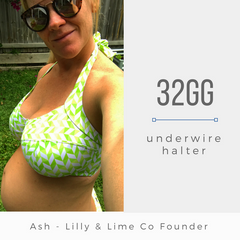 Ash Lilly & Lime Co Founder
