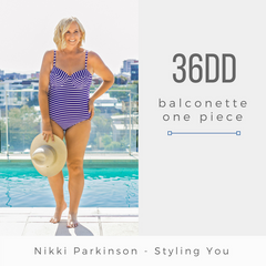 Nikki Parkinson Styling you in Lilly & Lime one piece