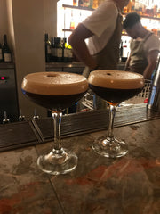 Espresso Martinis at The Island Gold Coast