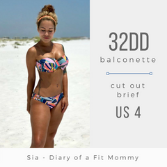 Sia Diary of a Fit Mommy