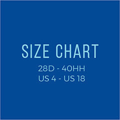 Lilly and Lime Size Chart