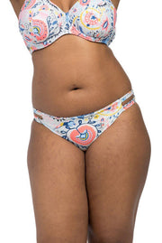 Suzani Stone Cut Out Brief