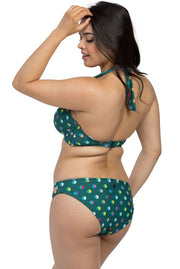 Spot Forest Cut Out Brief Cut Out Brief Lilly & Lime