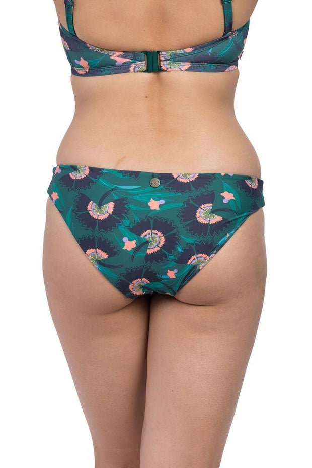 Kimono Forest Cut Out Brief