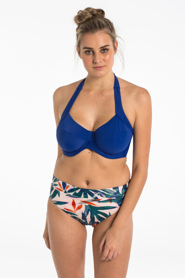 Sorbet Palm Full Brief bikini bottoms