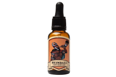 Heimdall - spiced vanilla, amber, aged honey and tobacco and musk 30ml
