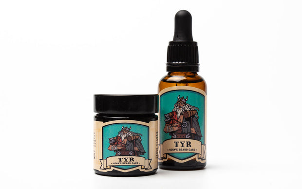 Tyr Combo - Clove, Lemon, Cinnamon, Eucalyptus, Birch Tar & Rosemary 30ml