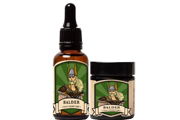 Balder Beard Oil & Balm - 30 ml