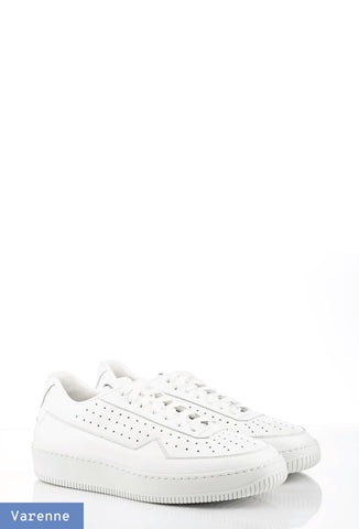 Shoes - White Leather