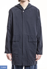 Rain Coat - Tech Fiber Navy