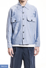 Original Jacket Shirt - Oxford Light Blue