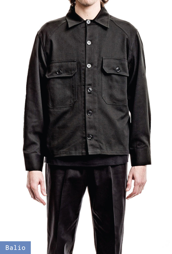 Original Jacket Shirt - Massawa Black