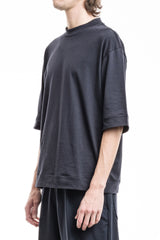 Wide One T-Shirt - Jersey Navy