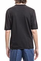 Classic Pocket T-Shirt - Piquet Black