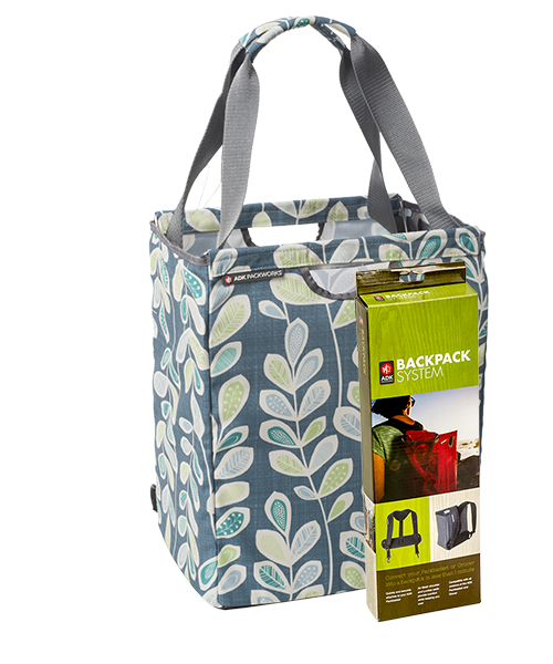 Backpack & Packbasket Bundle