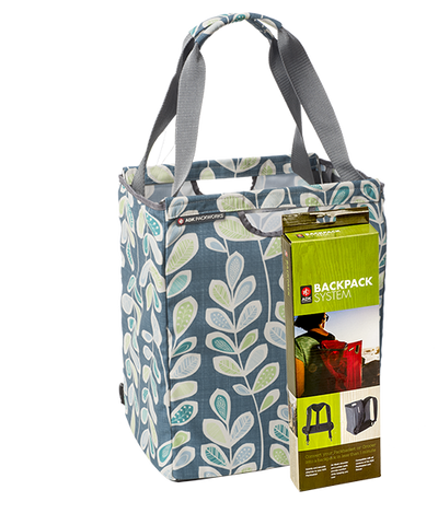 Botanical Vines Backpack Bundle