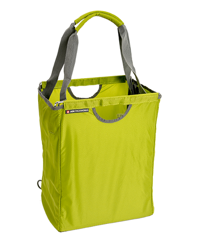 Green Packbasket w/ tote straps