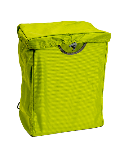 Green Packbasket w/ lid