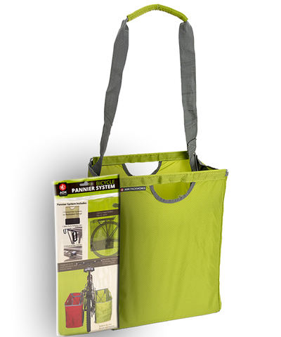 Green Pannier Bundle